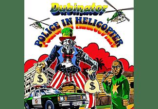 Dubinator - Police In Helicopter  - (CD)
