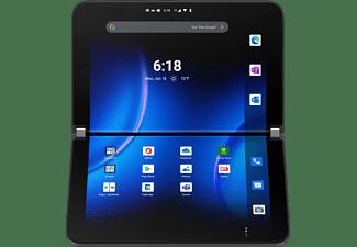MICROSOFT Surface Duo 2, Convertible mit 8,3 Zoll Display, 8 GB RAM, 256 GB SSD, Obsidian