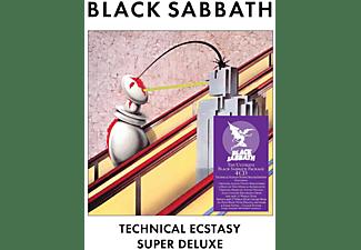 Black Sabbath - Technical Ecstasy (Super Deluxe) [CD]