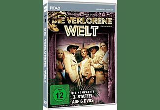 Die verlorene Welt,Staffel 3 [DVD]
