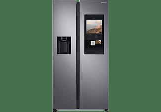 Frigorífico americano - Samsung RS8000 Family Hub RS6HA8880S9, 614 l, No Frost, 178 cm, Bluetooth, Wi-Fi, Inox