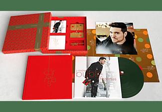 Michael Bublé - Christmas (10th Anniversary Super Deluxe Box) [LP + DVD + CD]