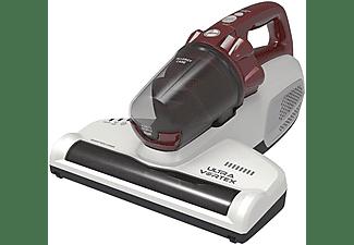 Aspirador de mano - Hoover Ultravortex MBC500UV, 500W, Especial colchones, sofás y mascotas, Rojo