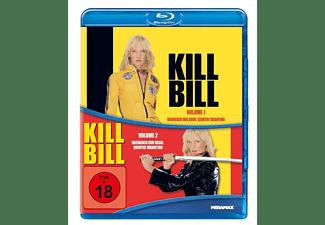 Kill Bill-Vol.1 & II [Blu-ray]