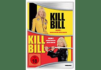 Kill Bill-Vol.1 & II [DVD]