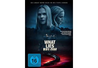 What Lies Below [DVD]