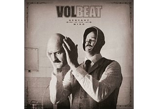 Volbeat - Servant Of The Mind (Ltd. Deluxe Edition) [CD]