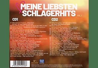 VARIOUS - Meine Liebsten Schlager Hits Vol.1 [CD]