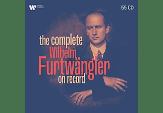 Wilhelm Furtwängler - The Complete Wilhelm Furtwängler on Record [CD]