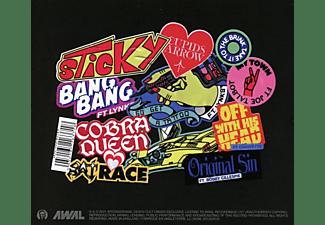 Frank & The Rattlesnakes Carter - Sticky [CD]