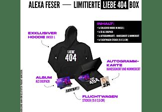 Alexa Feser - Liebe 404 - Box  - (CD)