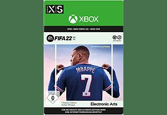 ESD FIFA 22 ULT EDT COMBO DE - [Xbox One & Xbox Series X S]
