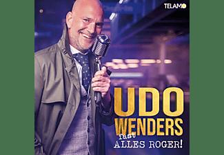 Udo Wenders - Fast Alles Roger! [CD]