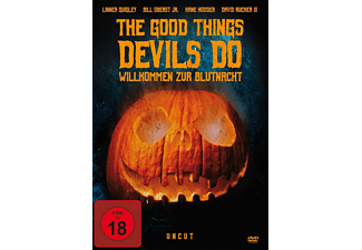 The Good Things Devils Do-Willkommen zur Blutnac [DVD]