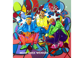 Texta - Mehr Oder Weniger (LP) [Vinyl]