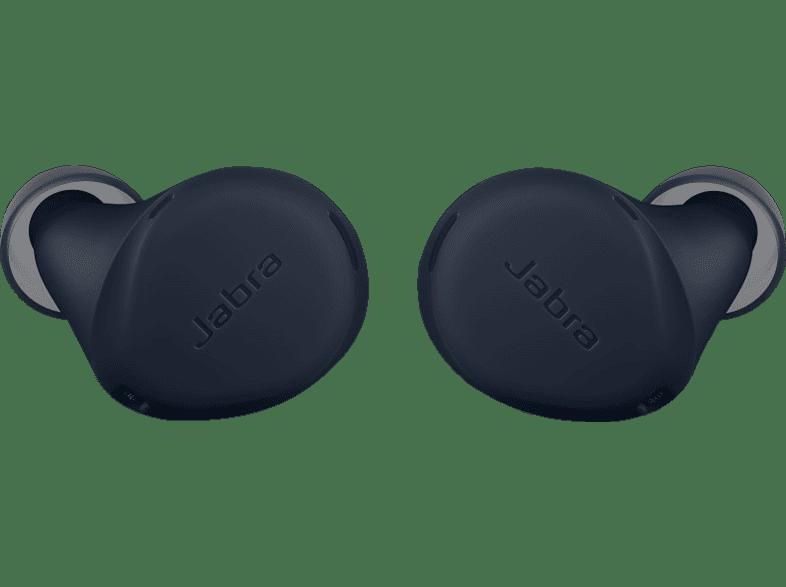 JABRA ELITE 7 ACTIVE, mit anpassbarem ANC, In-ear Kopfhörer Bluetooth Navy