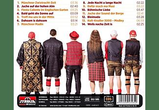 Münchner Zwietracht - 30 Jahre Heisse Feste [CD]