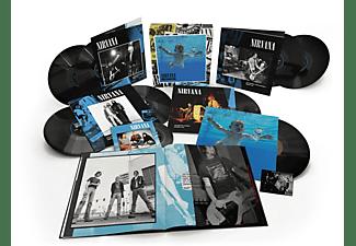 Nirvana - Nevermind- 30th Anniversary Edt. (Ltd. 8LP) [Vinyl]