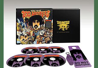 Frank Ost/zappa - 200 Motels (Ltd.6CD Box) [CD]