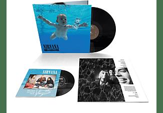 "Nirvana - Nevermind- 30th Anniversary Edt. (Ltd. 1LP + 7"") [Vinyl]"