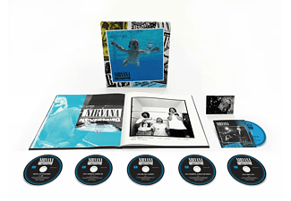 Nirvana - Nevermind- 30th Anniversary Edt. (Ltd. 5CD+BD) [CD]