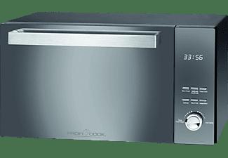 PROFI COOK Mikrowelle mit Grill PC-MWG 1204 schwarz