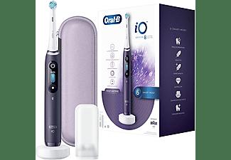 ORAL-B iO Series 8 Elektrische Zahnbürste Violet Ametrine Limited Edition