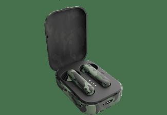 READY2MUSIC True Wireless Kopfhörer Chronos Air Lite, green camonflage (Sonderedition)