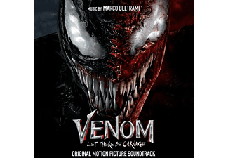 Marco Beltrami - Venom: Let There Be Carnage/OST [CD]