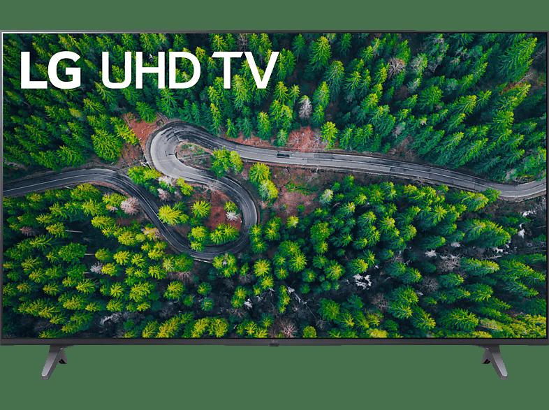 LG 50UP76709LB LCD TV (Flat, 50 Zoll / 126 cm, UHD 4K, SMART TV, webOS 6.0 mit ThinQ)