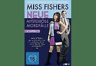 Miss Fishers Neue Mysteriöse Mordfälle-Staffel 2 [DVD]