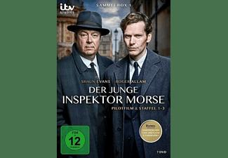 Der junge Inspektor Morse-Sammelbox 1 (1-3) [DVD]