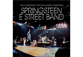 Bruce & The E Street Band Springsteen - The Legendary 1979 No Nukes Concerts [CD]