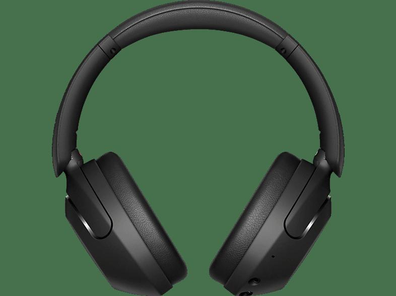 SONY WH-XB910N Noise Cancelling, Over-ear Kopfhörer Bluetooth Schwarz