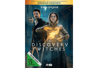 A Discovery of Witches Staffel 2 [DVD]