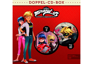 Miraculous - Doppel-Box: (9 + 10) [CD]