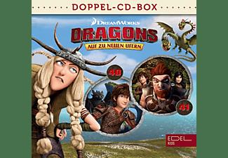 Dragons-auf Zu Neuen Ufern - Doppel-Box: Folge (40 + 41) [CD]