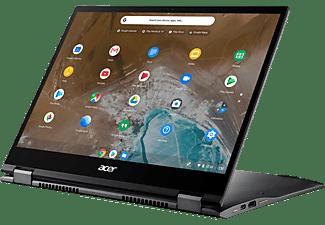 ACER Chromebook Spin 13 CP713-2W-31D2, i3-10110U, 8GB RAM, 128GB eMMC, 13.5 Zoll Touch QHD, Anthrazit