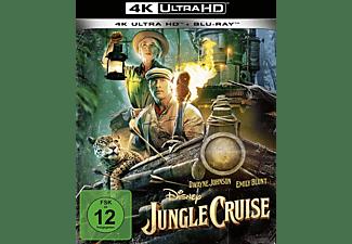 Jungle Cruise [4K Ultra HD Blu-ray + Blu-ray]