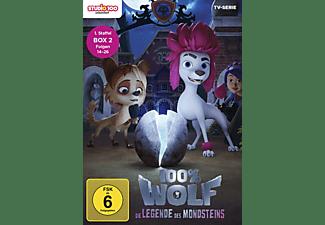 100% Wolf-Die Legende des Mondsteins St.1 [DVD]