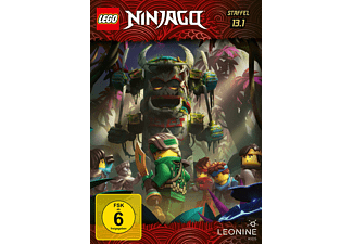 LEGO Ninjago-Staffel 13.1 DVD