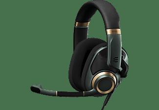 EPOS Gaming Headset H6 Pro mit offener Akustik, Over-Ear, 3.5mm, Racing Green