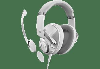 EPOS Gaming Headset H6 Pro mit geschlossener Akustik, Over-Ear, 3.5mm, Ghost White