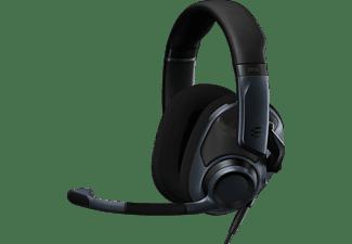 EPOS Gaming Headset H6 Pro mit offener Akustik, Over-Ear, 3.5mm, Sebring Black
