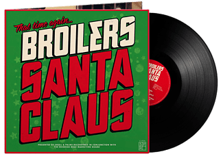 Broilers - Santa Claus (limitiert & nummeriert) [Vinyl]