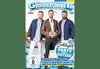 Die Grubertaler - Schlagerparty an der Ostsee [DVD]