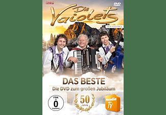 Die Vaiolets - Das Beste-Die DVD zum großen Jubiläum-50 Jahre [DVD]