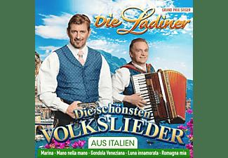 Die Ladiner - Die schönsten Volkslieder aus Italien [CD]