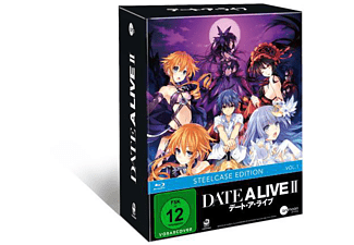 Date A Live-Season 2 (Vol.1) Blu-ray