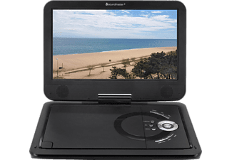 SOUNDMASTER PDB1910SW Portabler DVD Player, schwarz